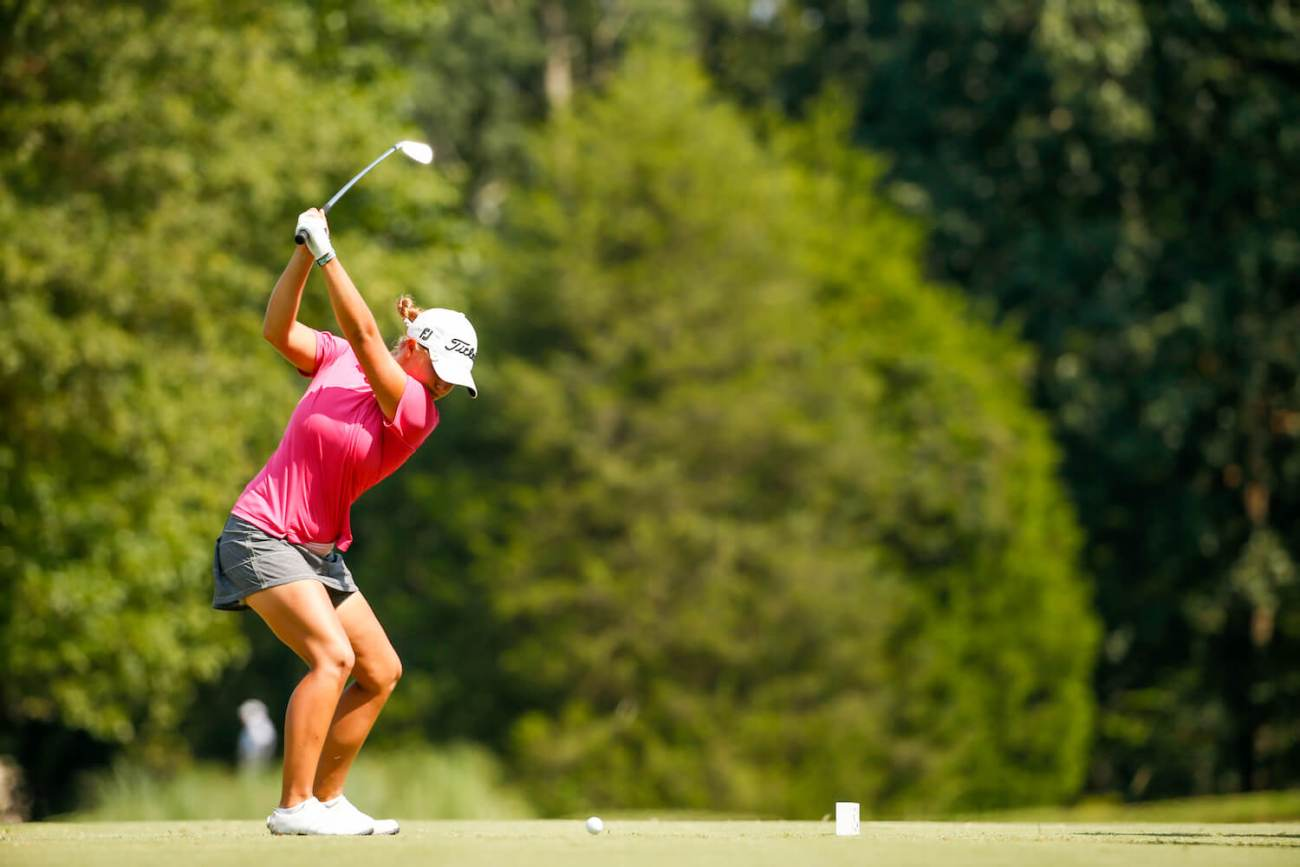 Confidence And Youth Go Hand In Hand At Women's Am