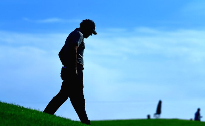 PHIL MICKELSON SHADOW
