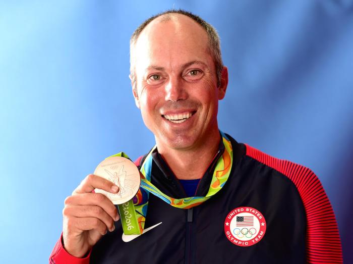 Matt Kuchar, Bronze Medal