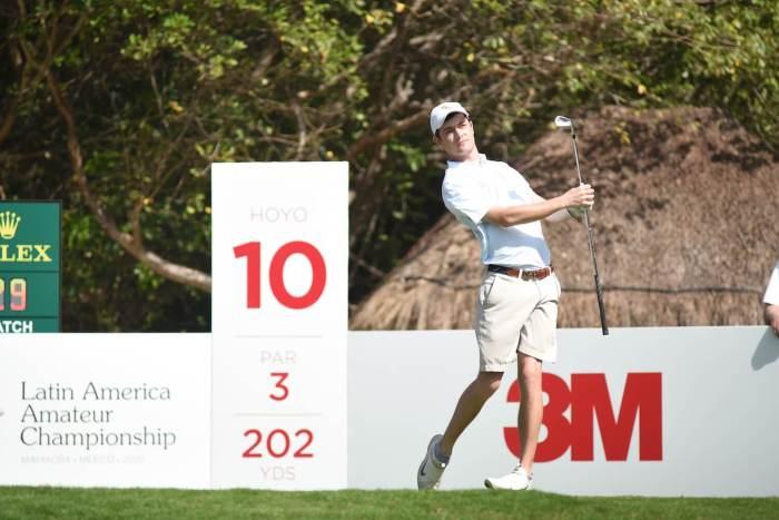 WALKER CAMPBELL, 2020 Latin American Amateur Championship
