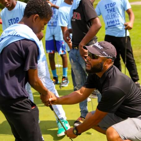 Advocates Professional Golf Association Tour An Avenue For Dreams