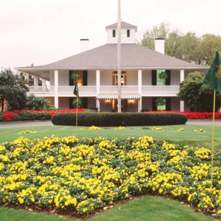Virus Puts Masters, PGA Tour On Hiatus