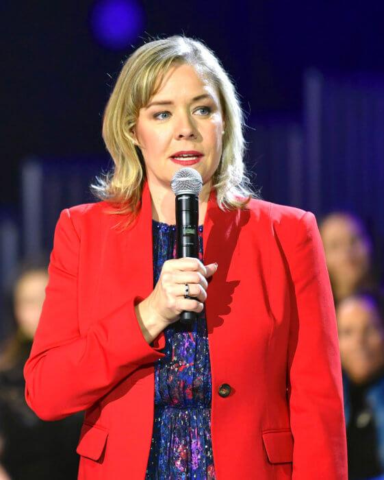 Sarah Hirshland