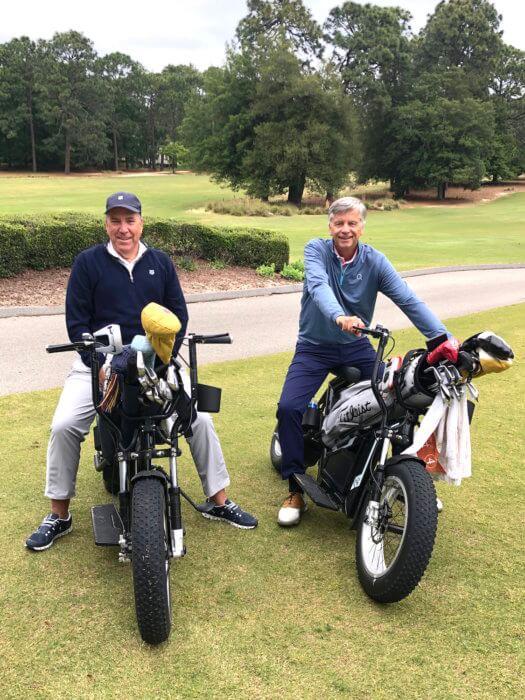 Finn Cycles, Kelly Miller, Ron Green Jr.