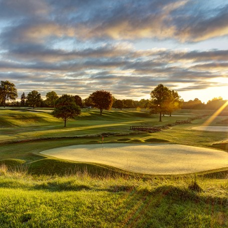 Championship Golf Returns To Classic Inverness Course