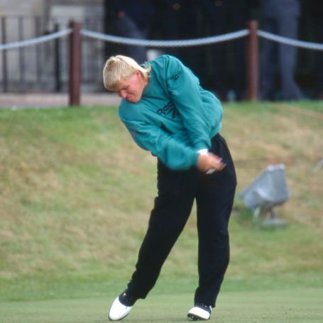 Daly At The '95 Open: Bizarre And Triumphant