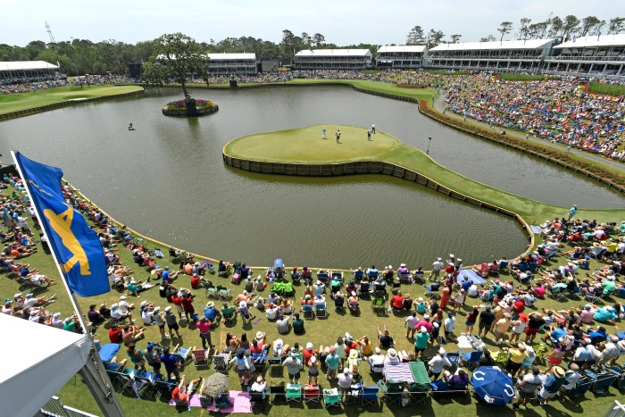 TPC Sawgrass Stadium No. 17