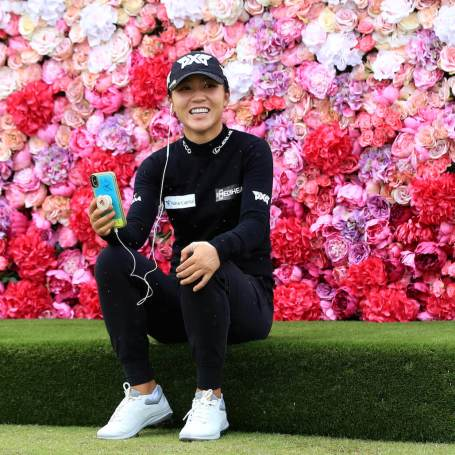Lydia Ko Kicks The Video Habit
