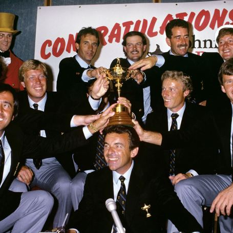 Memory's Mighty Pull: The 1987 Ryder Cup