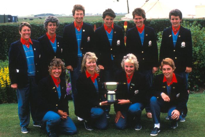 1988 GB&I Curtis Cup team