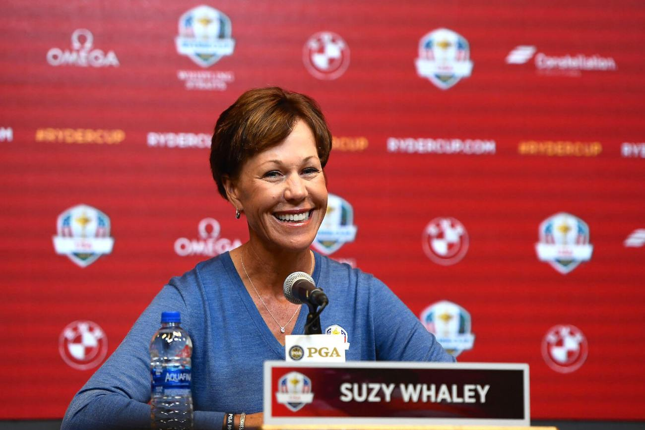 The Lasting Legacy Of PGA President Suzy Whaley