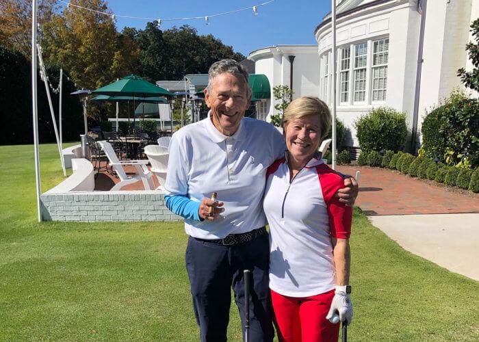Barry and Susan Wetzel