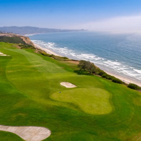 There's Something In The Air At Torrey Pines