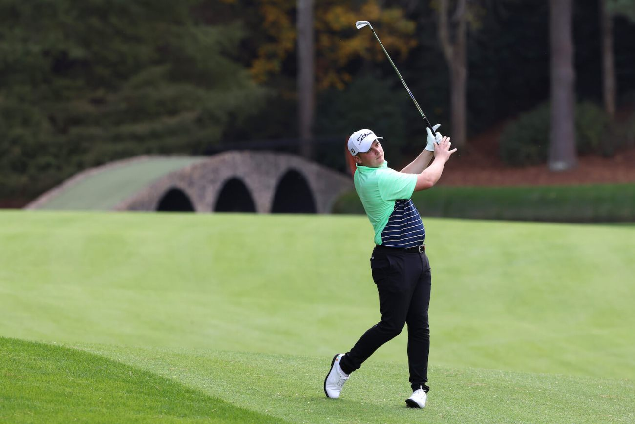 Amateur Void Gives Augusta Options
