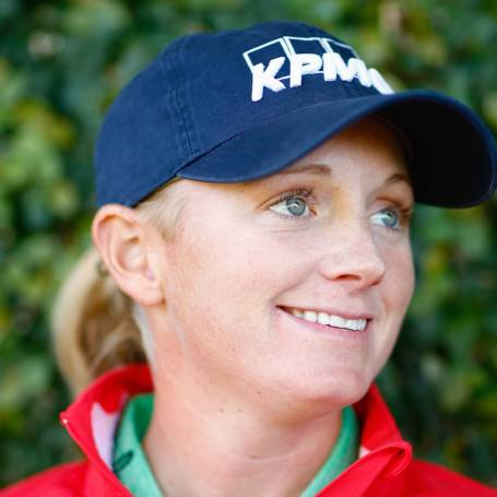 Stacy Lewis: Veteran Of The Back Wars