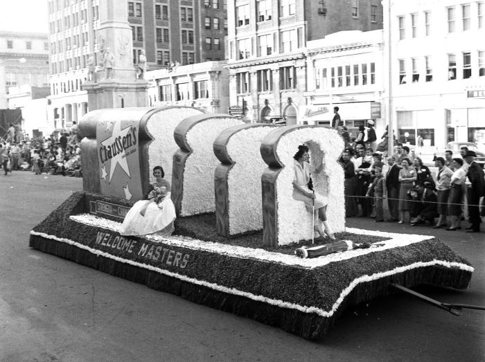 1959 Masters Parade