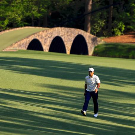 Time For Post-Masters Lookback And Grand Exhale