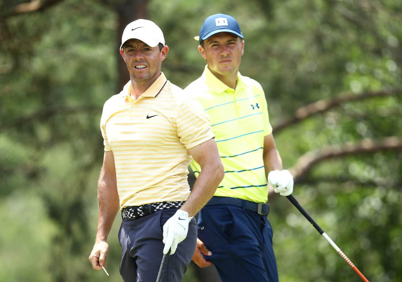 Spieth, McIlroy Approach Masters From Different Angles