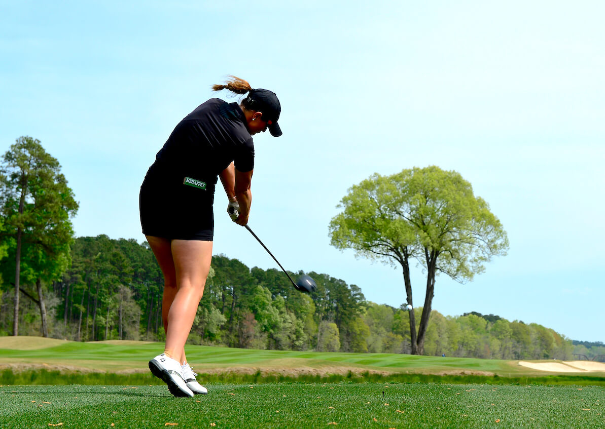 Mehaffey 'Lucky' To Have Another ANWA Shot