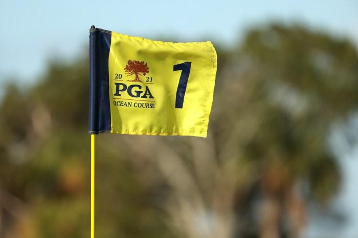PGA Championship flag