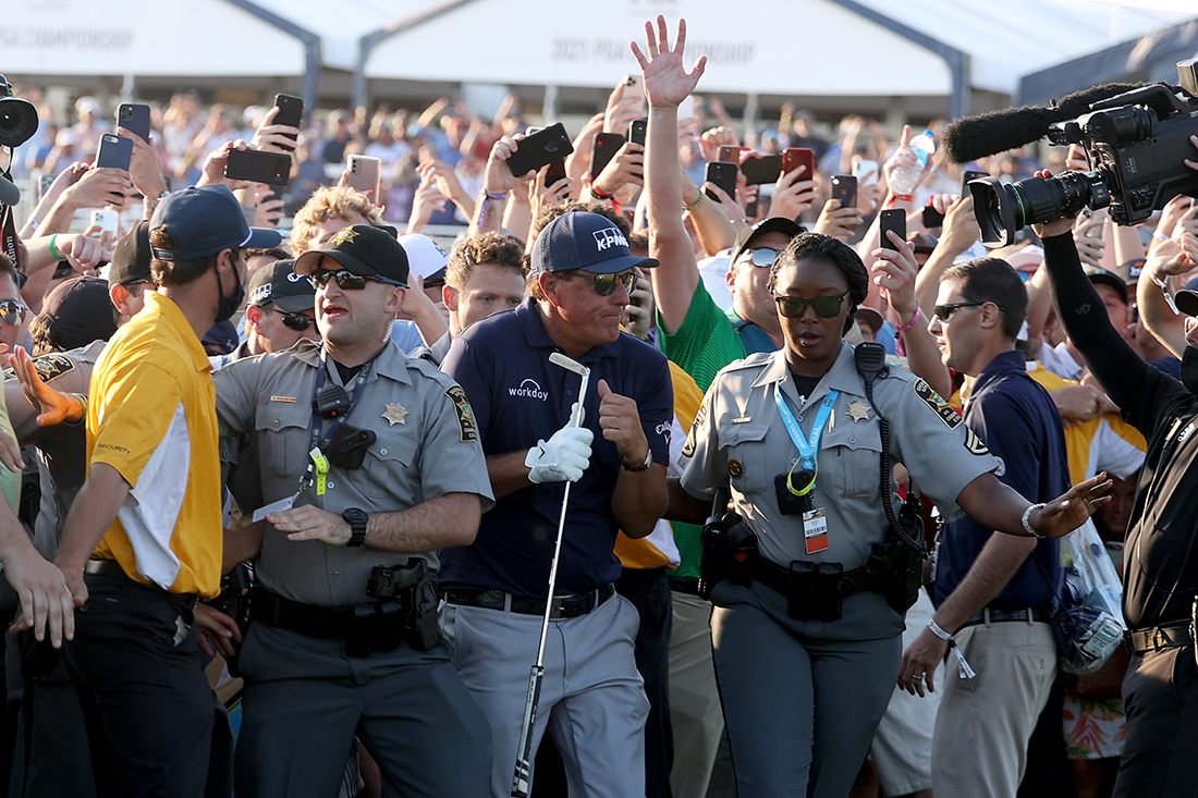 Birdies And Bogeys From The PGA Championship