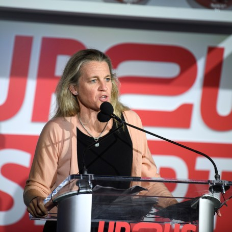 Princeton's Mollie Marcoux Samaan Named New LPGA Commissioner