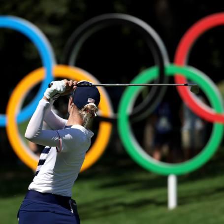 Nelly Korda Brings Shine To Olympics