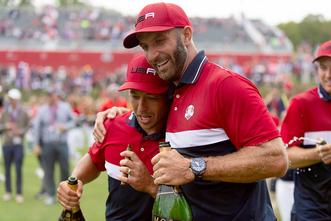 Ryder Cup Moments