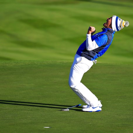 Pettersen Returns Like A Conquering Hero