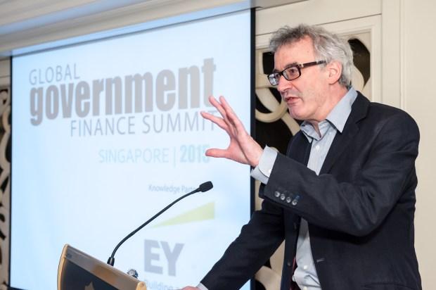 Sir Nicholas MacPherson, permanent secretary, HM Treasury, United Kingdom, shares best practice on institutional reform