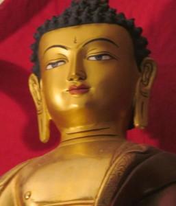 Buddha By PH Morton