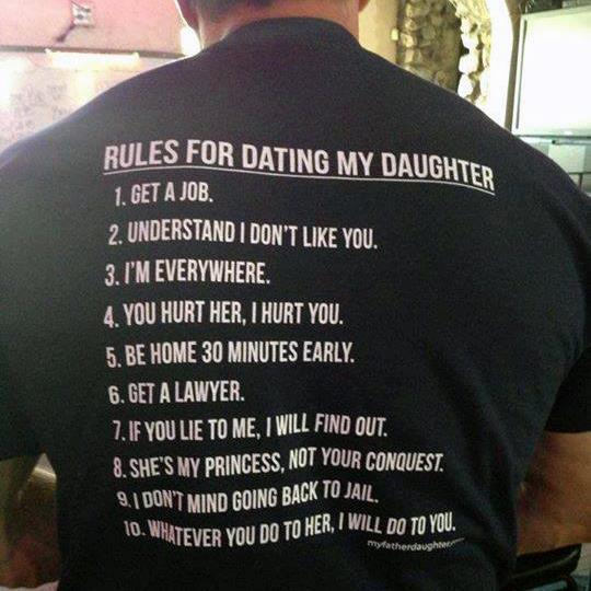 dad's rule