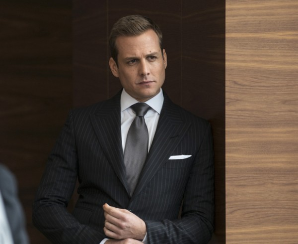 Harvey the sharp suited and sharp minded Lawyer