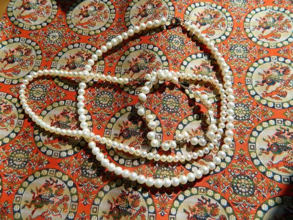 Pearls, Photo by JMorton