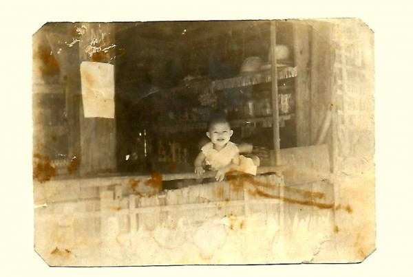 Me at 7 Months old, photo by Eligio Wamil