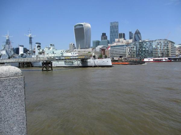 The Thames, photo by JMorton