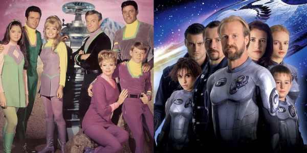 Lost In Space Netflix Tv Series Reboot Global Granary