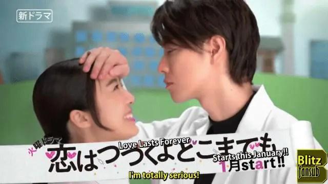 Love Lasts Forever Koi Wa Tsuzuku Yo Doko Made Mo Japanese Drama Review Summary Global Granary