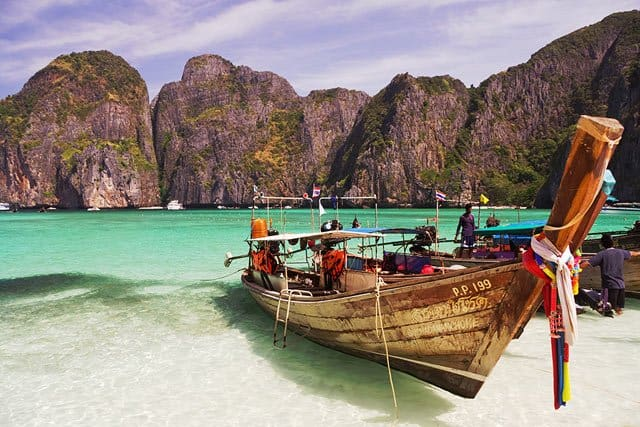 Koh-Phi-Phi on GlobalGrasshopper.com