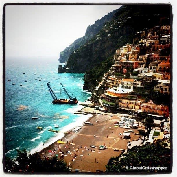 sorrento italy amalfi coast mixtape holiday mixtape music italo instagram hipstamatic