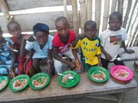 Image result for NGO focuses on clothing, feeding African children