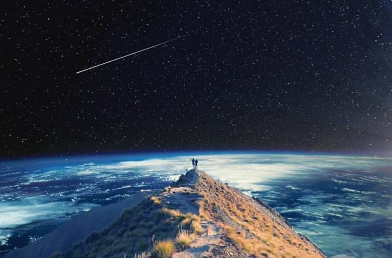 JJulian Majin. Art, earth, space