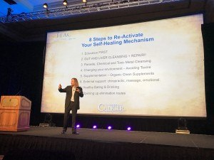 Dr. Edward Group presents the 8 Steps to Re-activate Your Self-healing Mechanism at The Truth About Cancer Symposium.