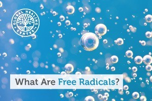 Free Radicals are atoms with unpaired electrons that can cause oxidative stress.