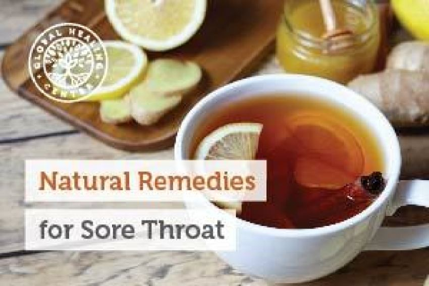 10 natural home remedies for sore throat