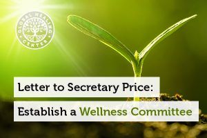 Doctors call on Secretary Tom Price to establish a natural health advisory committee.