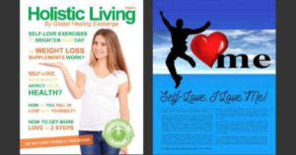 Holistic Living Magazine 6 - Self Love