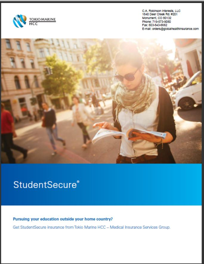 Students & Study Abroad — Global Health Insurance