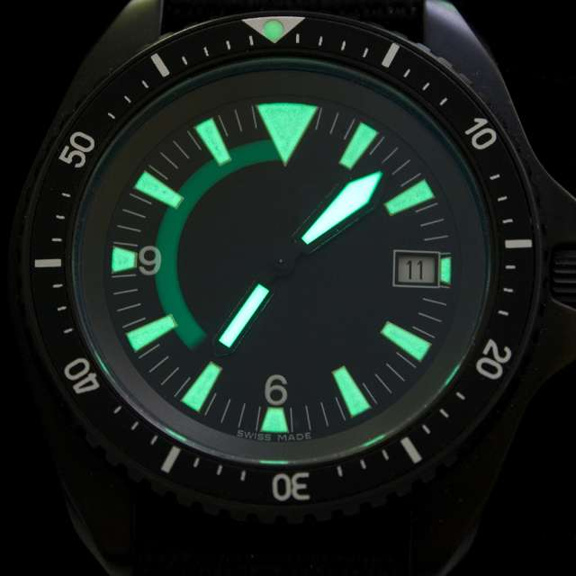Glow In The Dark Watch Global Health NOW