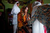 A young woman India - Paul Joseph Brown Global Health Photography - Public Health Photography